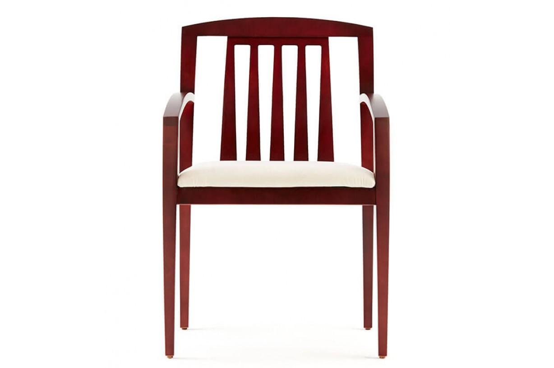 Ahşap Oyma Antika Salon Sandalyesi