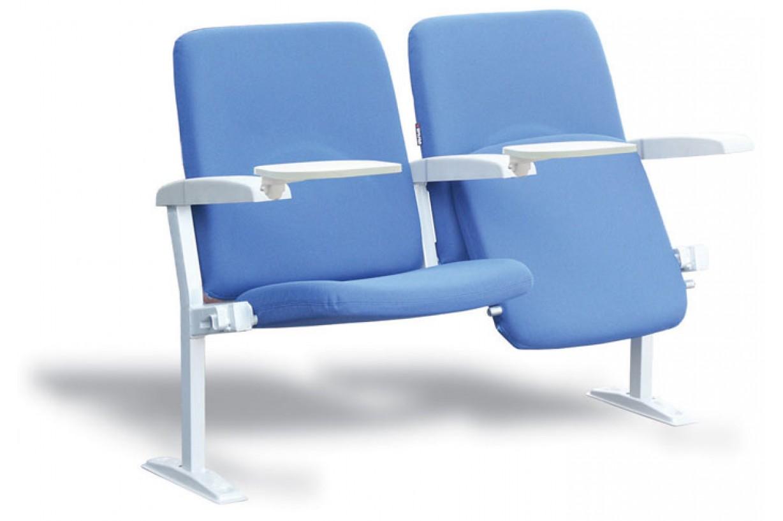 Mavi Beyaz Hastane Konferans Koltuğu